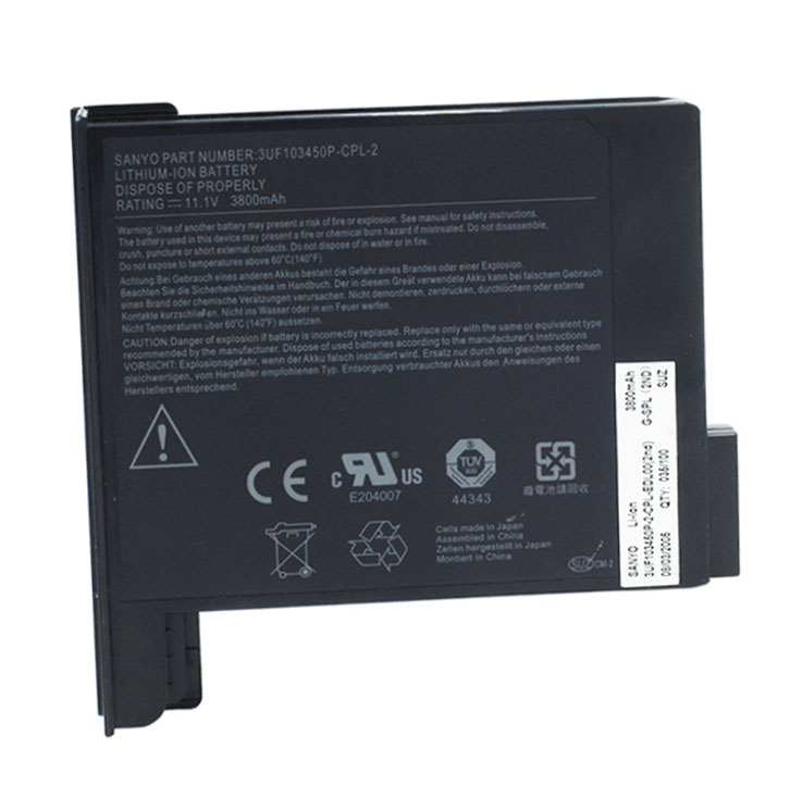 42Wh Acer Travelmate 6590 Series Laptop Battery