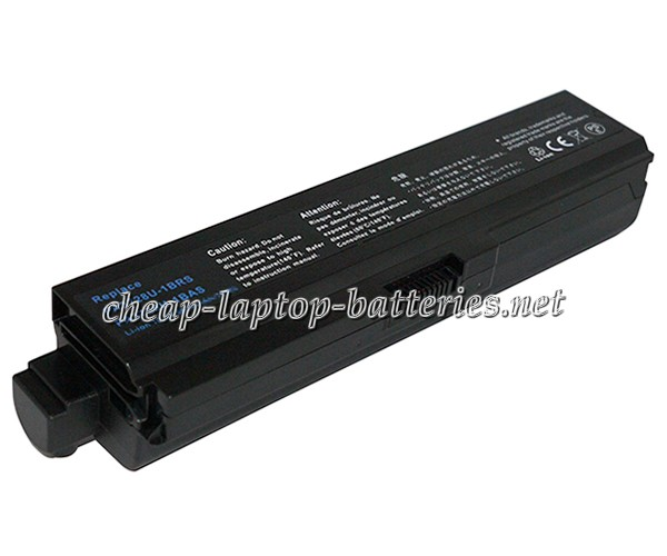 8800mAh Toshiba pa3728u-1brs Laptop Battery