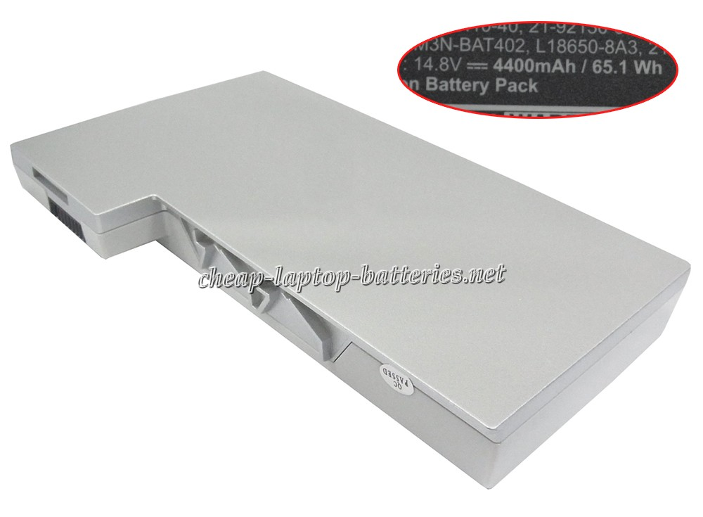 4000mAh Medion md9788 Laptop Battery