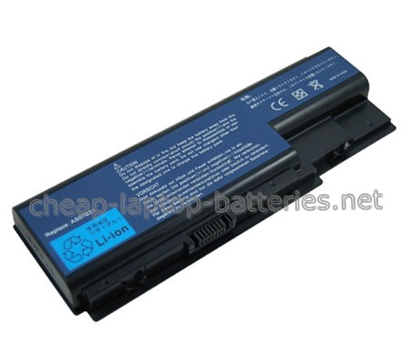 4400mAh Acer Aspire 7520-503g25mi Laptop Battery
