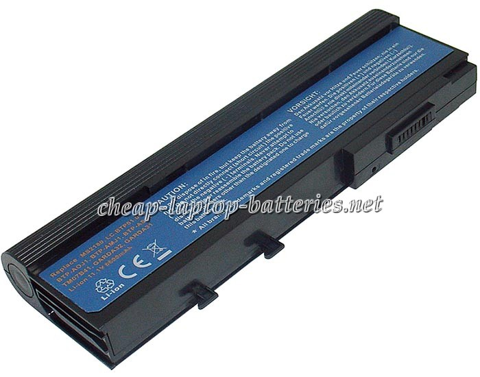 7800mAh Acer Travelmate 6553 Laptop Battery