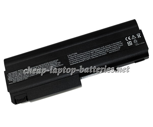6600mAh Hp Compaq Business Notebook nc6200 Laptop Battery