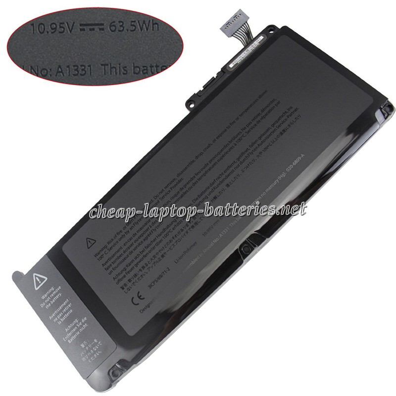 60WH Apple Macbook Pro 13.3 Laptop Battery