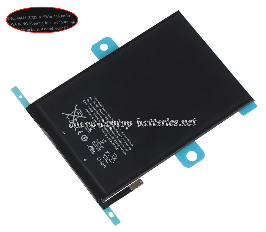 16.5Wh/4440mAh Apple md530ll/A Laptop Battery