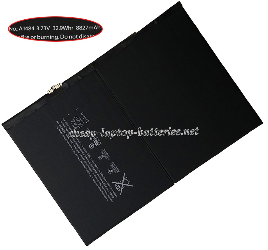 32.9Whr/8827mAh Apple a1474 Laptop Battery
