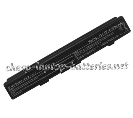 5200mAh Packard Bell a31-t13 Laptop Battery