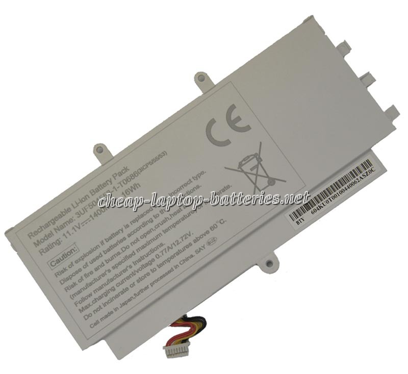 1400mAh Acer 3icp5/55/53 Laptop Battery