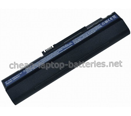 7800mAh Acer Aspire One d250-1924 Laptop Battery