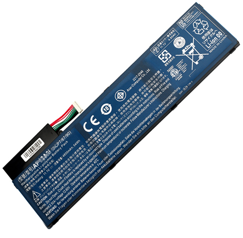 4850mAh Acer Iconia w700-6607 Laptop Battery