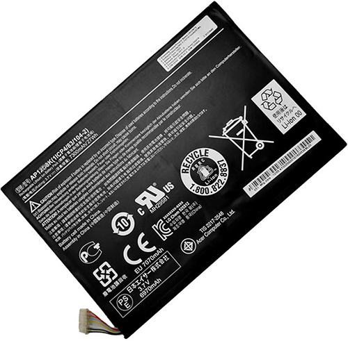 7300mAh Acer Iconia w510p Laptop Battery