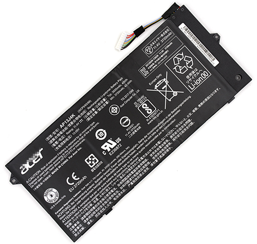 3920mAh Acer ap13j4k Laptop Battery