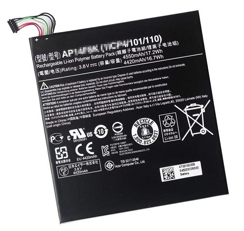 4550MAH Acer ap14e8k Laptop Battery