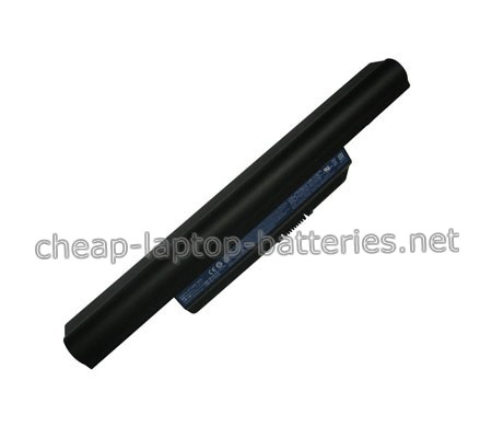 7800mAh Acer as4820t-333g25mn Laptop Battery
