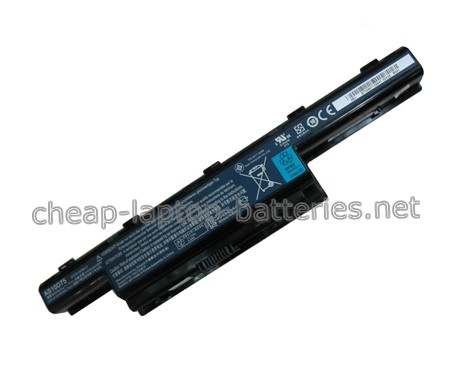5200mAh Acer Aspire e5-731-45sb Laptop Battery