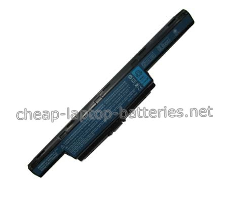 7800mAh Acer Aspire 5742zg-p612g50mnkk Laptop Battery
