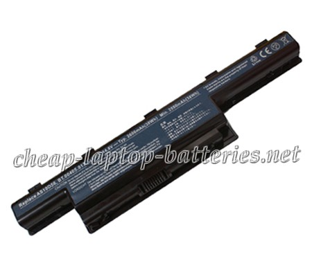 2200 mAh Acer Bt.00405.013 Laptop Battery