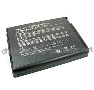 4400mAh Acer Aspire 1672lmi Laptop Battery