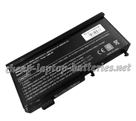 6600mAh Uniwill un251s1 Laptop Battery