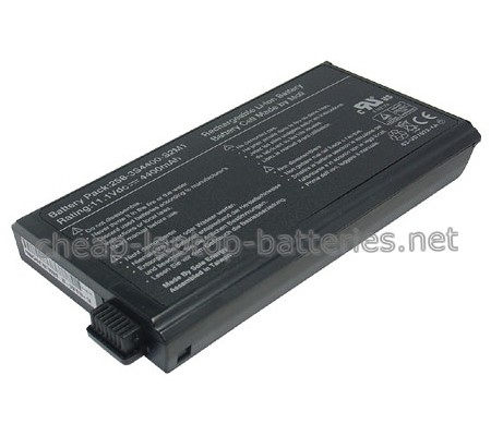 4400mAh Uniwill n258 Kao Laptop Battery