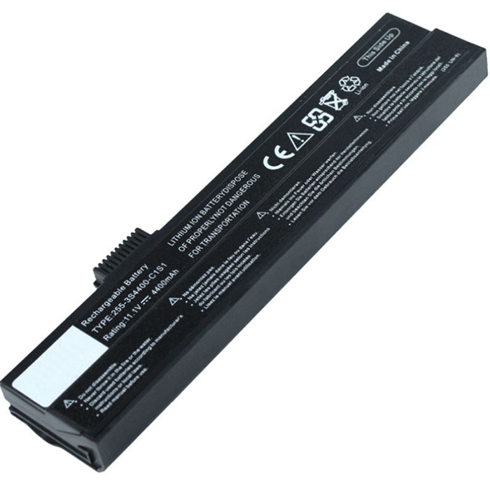 4400mAh Uniwill 7025340000 Laptop Battery