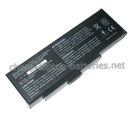 6600mAh Packard Bell e5145 Laptop Battery