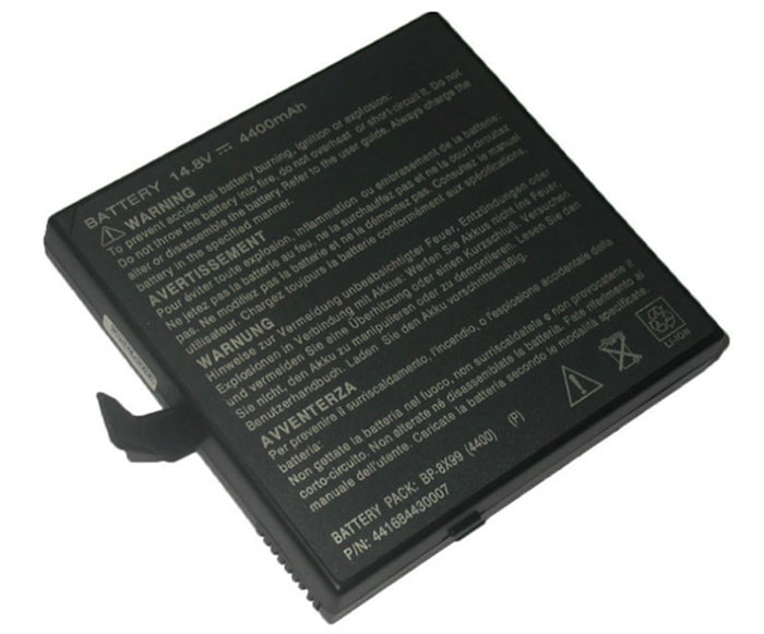 4400mAh Packard Bell 441684400001 Laptop Battery