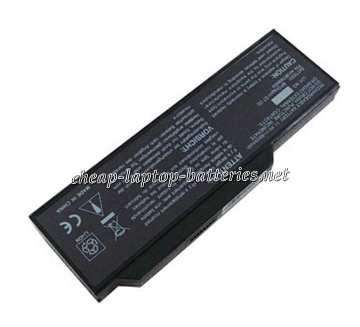 6600mAh Medion Akoya p8610 Md 97320 Laptop Battery
