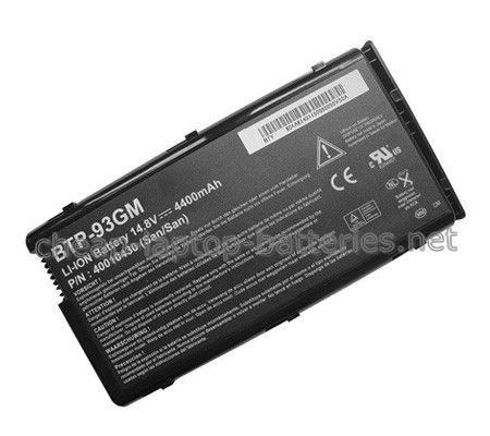 4400mAh Medion 40010430 Laptop Battery