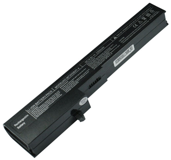 2400mAh Clevo m729t Laptop Battery