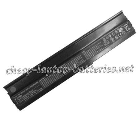 5800mAh Msi s6000-025us Laptop Battery