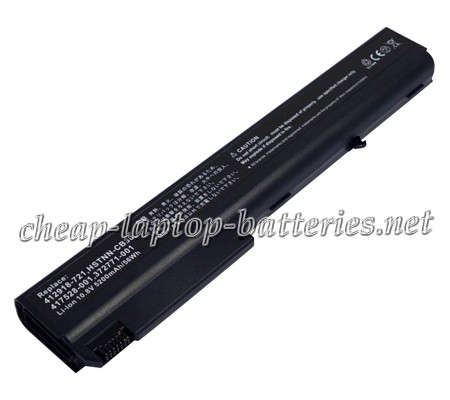 5200mAh Hp Compaq Hstnn-lb11 Laptop Battery