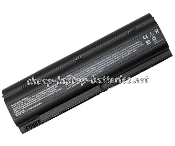 8800mAh Hp Compaq Business Notebook nx4800 Laptop Battery