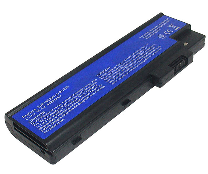4400mAh Acer Travelmate 5100 Series Laptop Battery