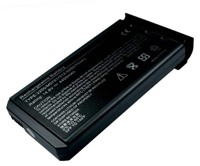 4400mAh Dell Inspiron 1200 Laptop Battery