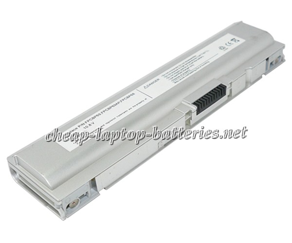 4400mAh Fujitsu Lifebook b5010 Laptop Battery