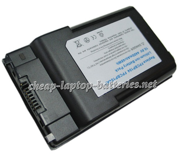4400mAh Fujitsu Lifebook n6400 Laptop Battery