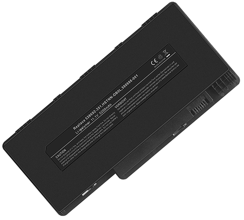 5200mAh Hp Pavilion dm3 Laptop Battery