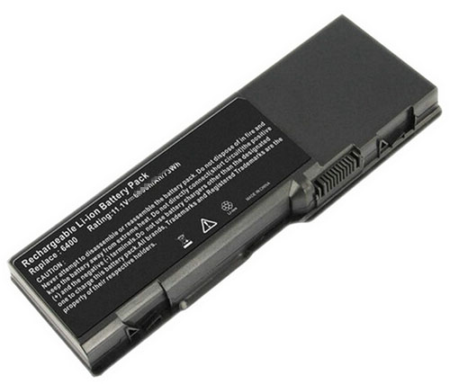 7800mAh Dell Inspiron 6000 Laptop Battery