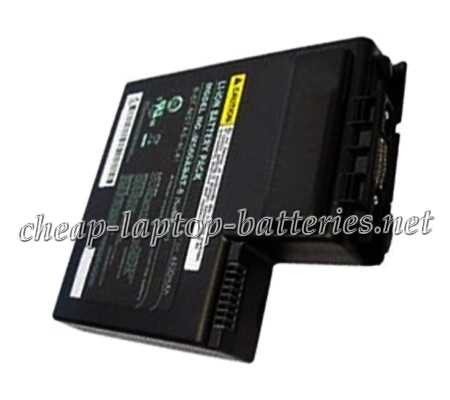 4400mAh Clevo m570tu Laptop Battery