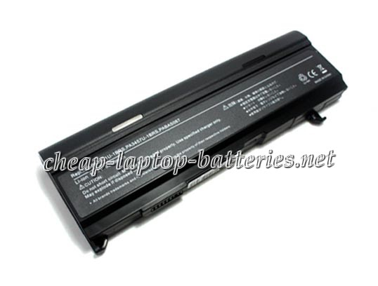 4400mAh Toshiba pa3451u-1brs Laptop Battery