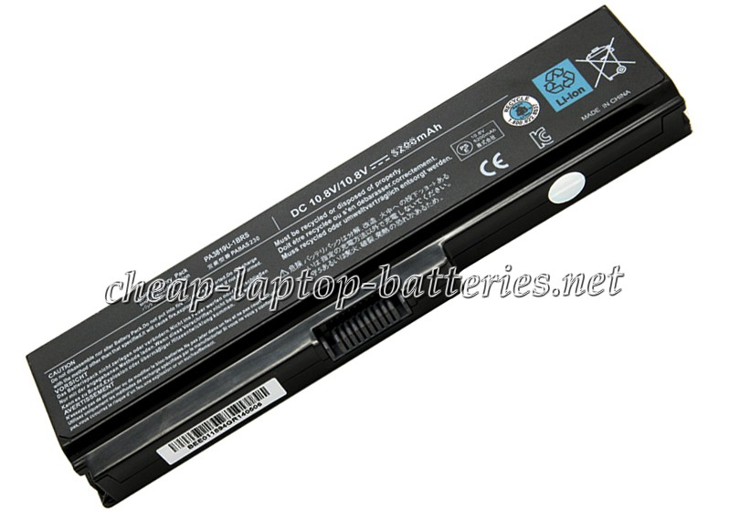 4400mAh Toshiba pa3728u-1brs Laptop Battery