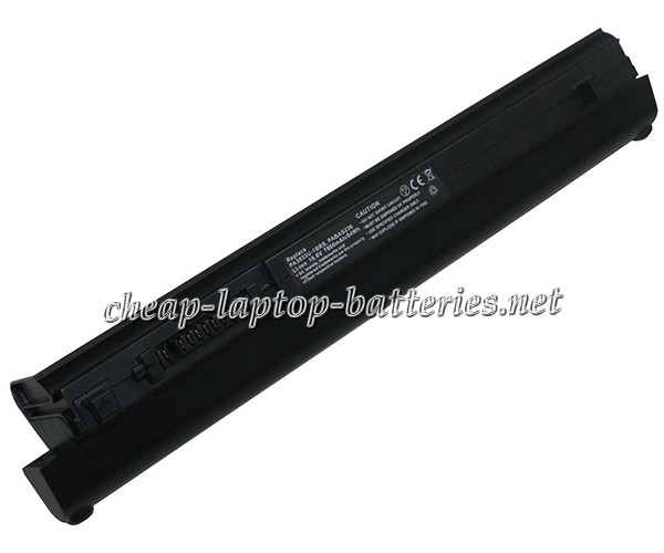7200mAh Toshiba pa3832u1brs Laptop Battery