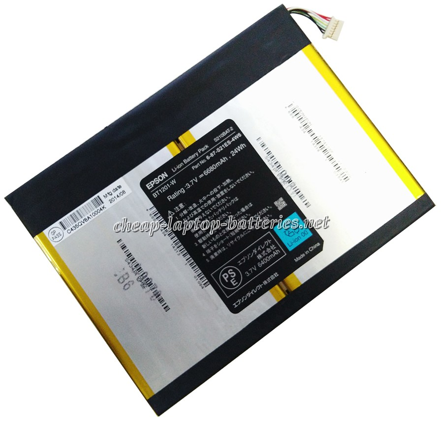 24Wh Clevo 6-87-s21es-4w6 Laptop Battery