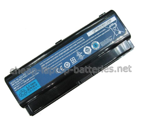 6600mAh Packard Bell 916c7430f Laptop Battery