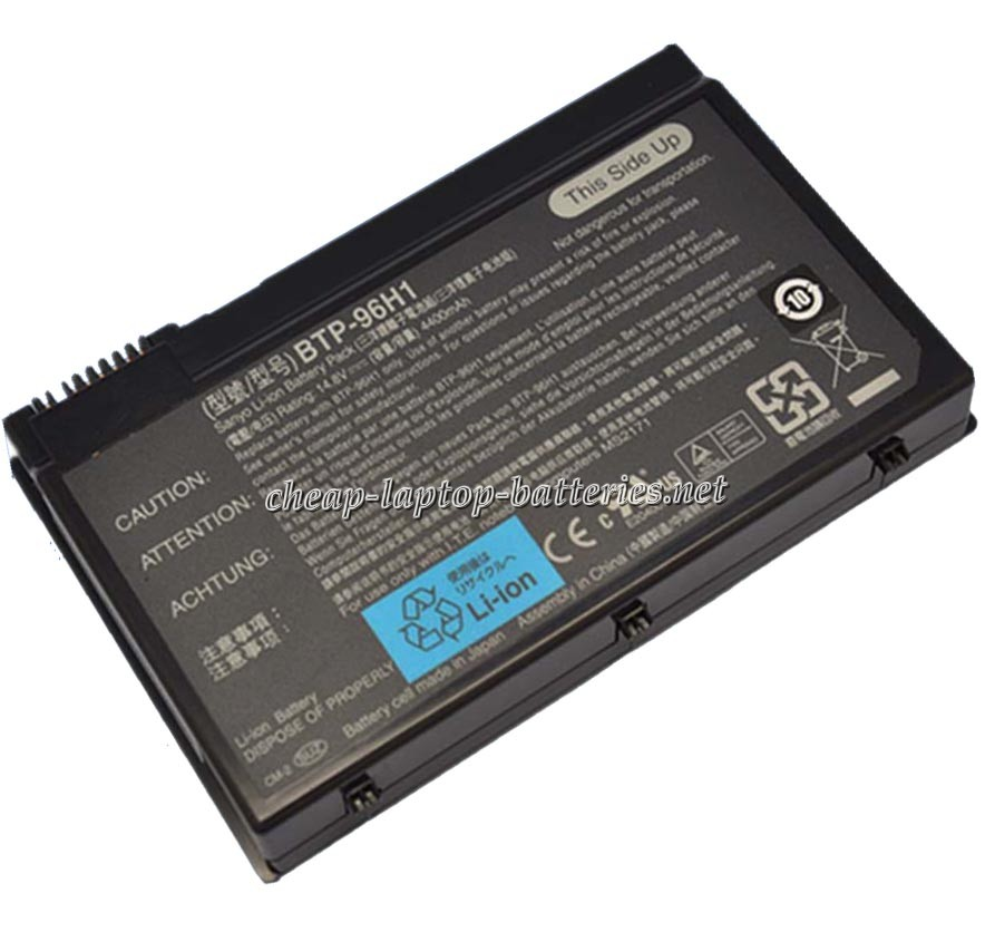 5200mAh Acer 60.49y02.001 Laptop Battery