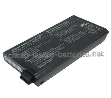 4400mAh Uniwill n258as Laptop Battery