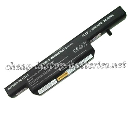 24.42Wh Clevo Zoostorm 9040 Laptop Battery